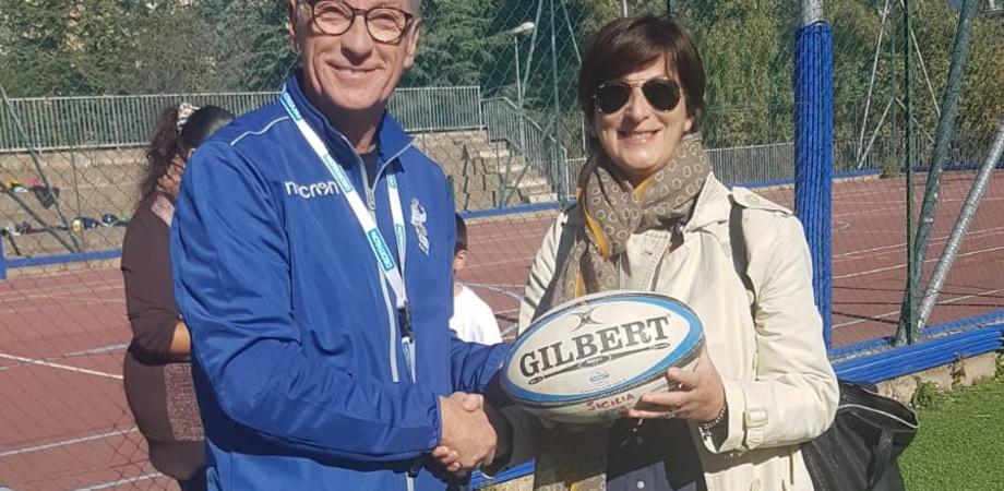Nissa Rugby: progetto didattico