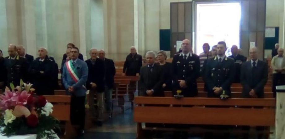 Gela, in pochi per ricordare il sacrificio di Gaetano Giordano: chiesa quasi deserta, assenti politici e giovani
