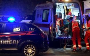 Caltanissetta, esce di strada con l'auto e si schianta contro un muretto: muore un giovane di 28 anni