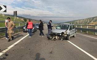 Incidente autonomo nei pressi dello svincolo di Riesi: ferito il conducente, poche ore prima sempre sulla Ss626 l'incidente mortale