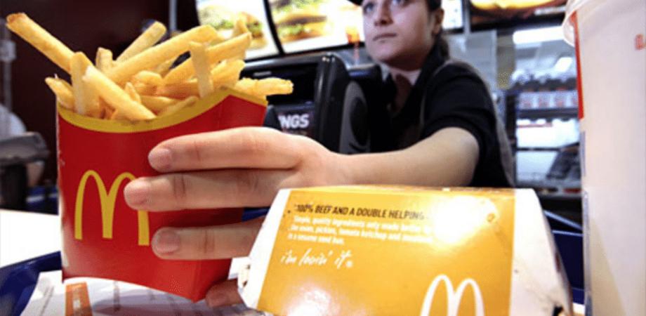 In mille per 30 posti di lavoro da McDonald's. Fa tappa a Enna il McItalia Job Tour