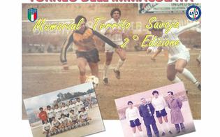 """Caltanissetta, torna il memorial """"Territo - Savoja"""": sette giorni dedicati al calcio"""