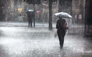 Arriva una nuova ondata di maltempo: in Sicilia piogge intense e venti di Scirocco. Scenderanno anche le temperature