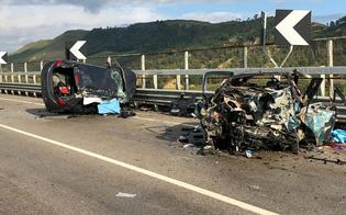 Drammatico incidente sulla Caltanissetta-Gela: due morti, uno aveva appena 16 anni