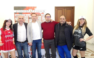 La Pro Nissa Futsal presenta il nuovo assetto societario. Il presidente è Savio Ferreri, obiettivo la Serie A