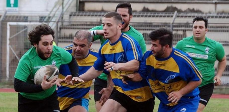 Trasferta a Catania per Nissa Rugby, Cerbere ed under 16 femminile