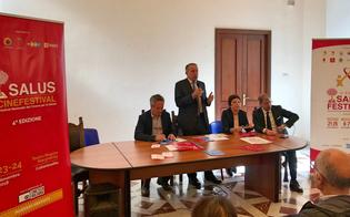 A Caltanissetta al via la VII edizione del Salus Festival: tema di quest'anno gli