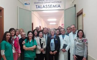Caltanissetta, all'ospedale Sant'Elia taglio del nastro per la nuova Unità Operativa di Talassemia