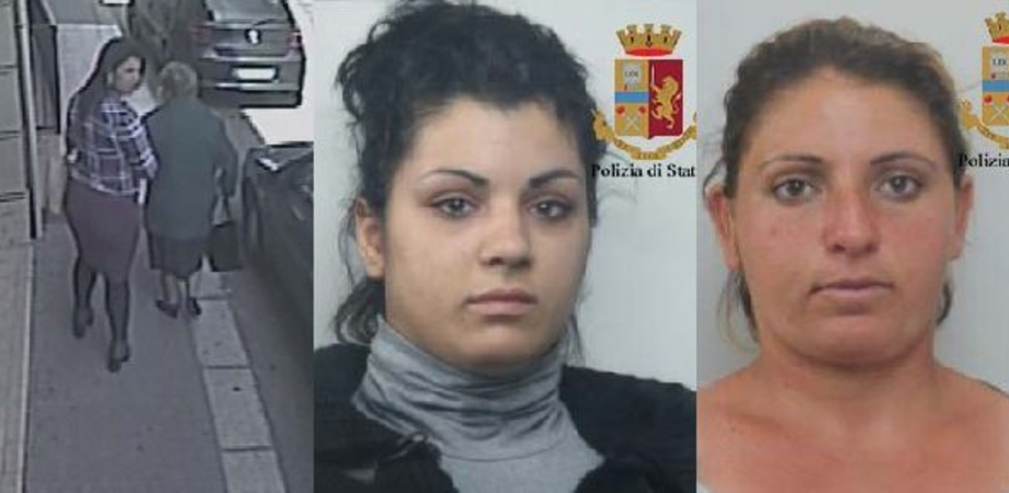 Si spacciavano per dottoresse e truffavano gli anziani: arrestate due donne