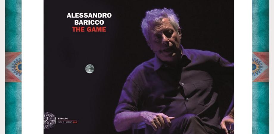 """Lo scrittore Alessandro Baricco presenta a Caltanissetta il suo ultimo libro """"The Game"""""""