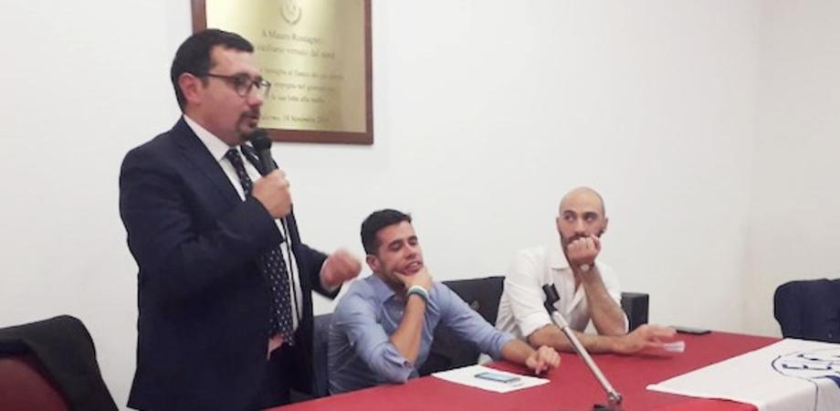 Nasce in Sicilia la Lega giovani: c'era anche Oscar Aiello che a Caltanissetta sarà candidato sindaco per il Carroccio