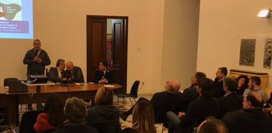 Caltanissetta, Urban innovative actions: una squadra di 12 partner per la rigenerazione del quartiere Provvidenza