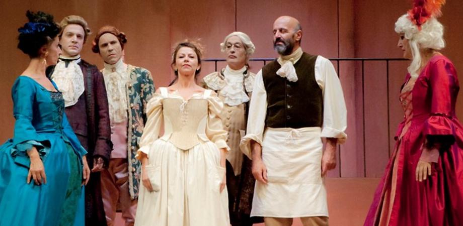 """Caltanissetta, al via la stagione teatrale: in scena Amanda Sandrelli con """"La Locandiera"""""""