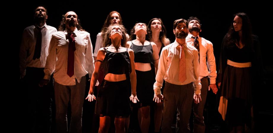 """Al teatro Margherita di Caltanissetta di scena """"Vive la vie"""" della compagnia svizzera Interface"""
