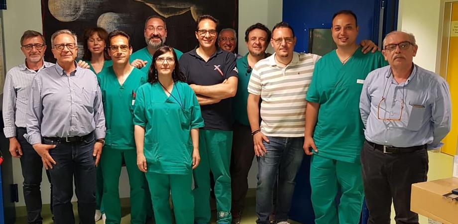 Accessi vascolari, si conclude all'Asp di Caltanissetta un corso rivolto a 50 infermieri
