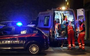 Caltanissetta, si lancia dal balcone: muore un uomo di 59 anni