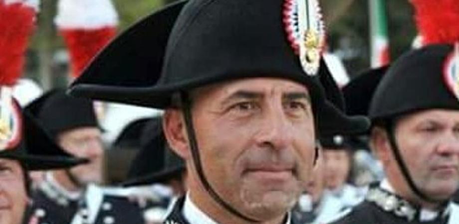 I carabinieri piangono Andrea Maida, il musicista-luogotenente di Serradifalco travolto sulla sua bici