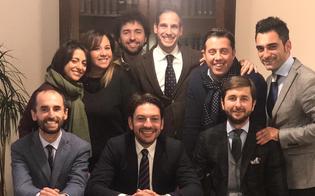 Caltanissetta, Giosal Lo Giudice eletto presidente dell'associazione giovani avvocati