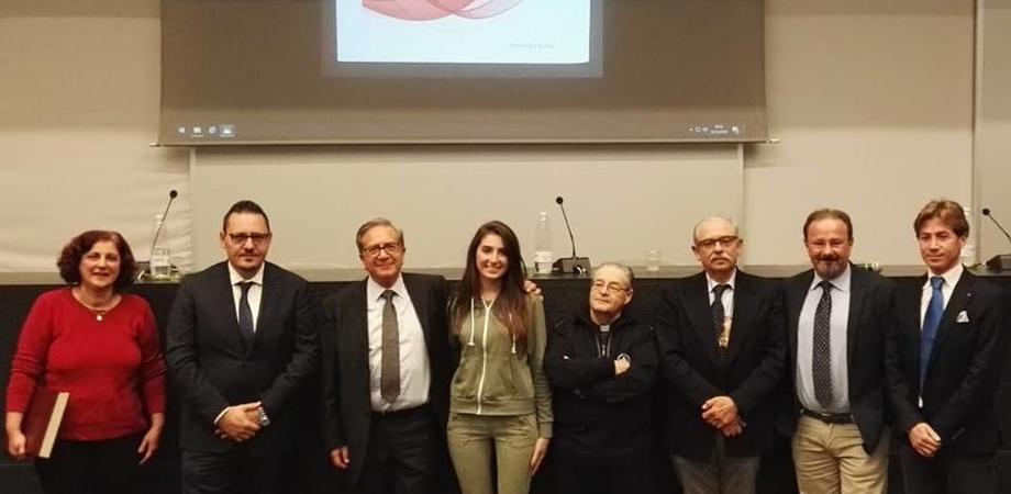 """A San Cataldo primo Open Day dell'Hospice e delle cure palliative. Premiata anche una studentessa dello """"Juvara"""""""