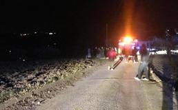 Caltanissetta, tragedia a Santa Barbara: muore incastrato nella fresa del trattore