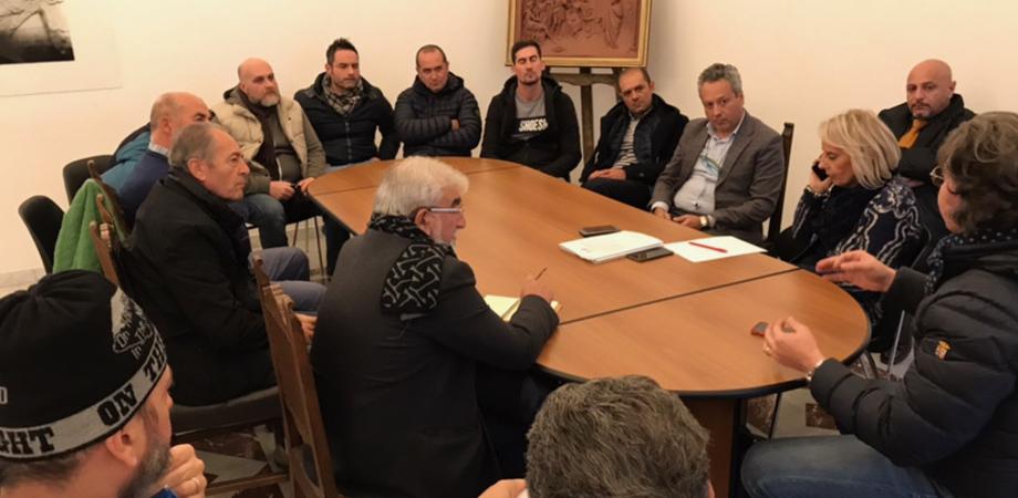 Ss640 e problematiche viabilità, il sindaco Ruvolo scrive al Presidente Mattarella. Nuovo incontro con gli imprenditori