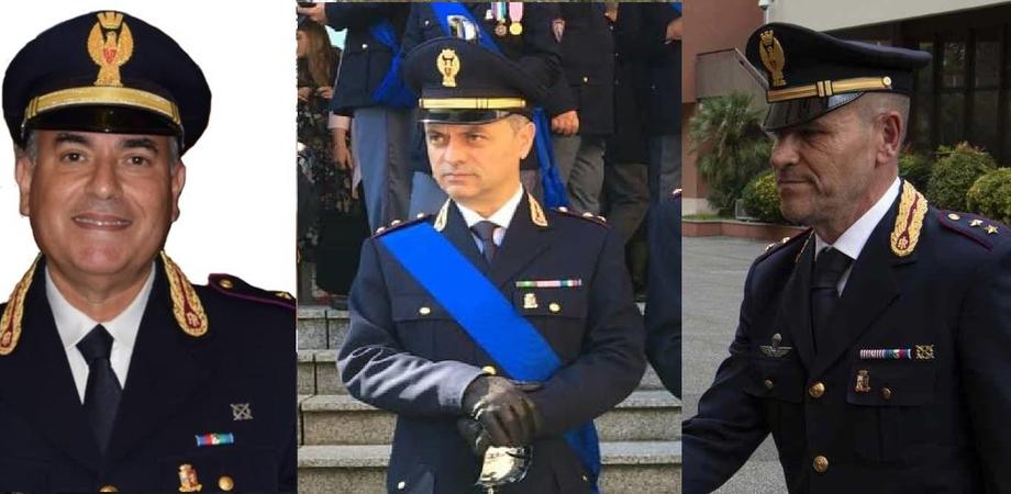 Caltanissetta, tre nuovi commissari della Polizia di Stato assegnati in provincia