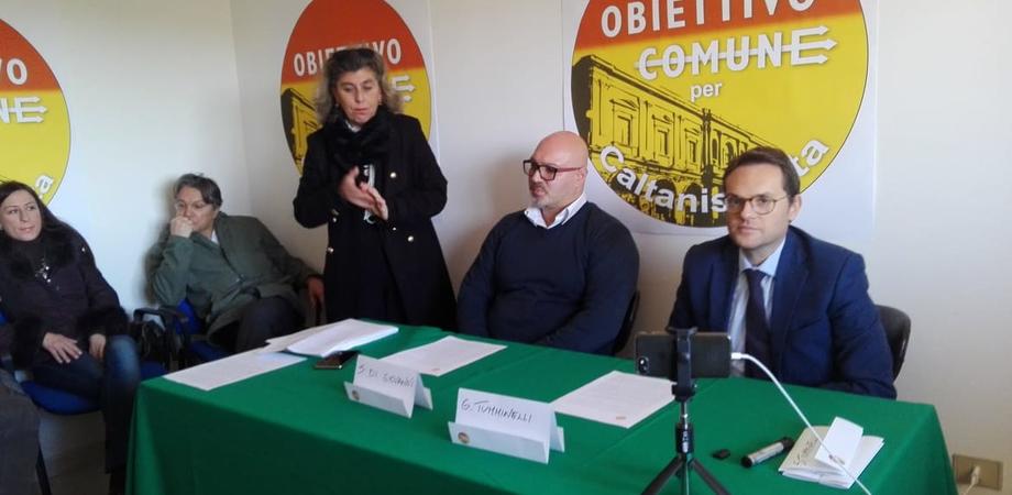"""Nasce Obiettivo Comune per Caltanissetta, l'assessore Tumminelli: """"Aggregare diversi soggetti per rilanciare l'alleanza"""""""