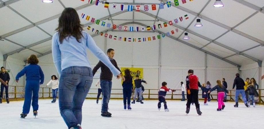 """Caltanissetta, a Natale al """"Centesimo"""" verrà allestita una pista di pattinaggio su ghiaccio"""
