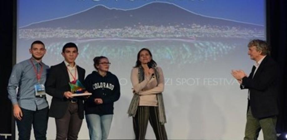 """Caltanissetta, studenti del """"Volta"""" premiati per un cortometraggio dedicato alla disabilità"""