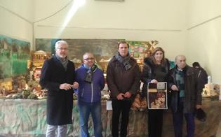 Caltanissetta, oltre 300 gli studenti che hanno visitato la mostra dei presepi alla