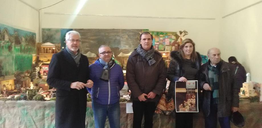 """Caltanissetta, oltre 300 gli studenti che hanno visitato la mostra dei presepi alla """"Scarabelli"""""""