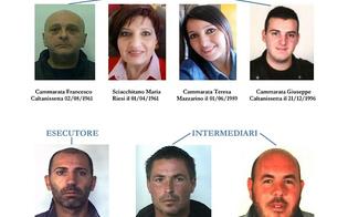 Mafia, estorcevano denaro ad imprenditore di Riesi: sei arrestati dai carabinieri