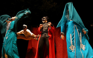 Caltanissetta, in scena al teatro Margherita