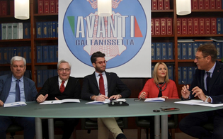 Nasce Avanti Caltanissetta: