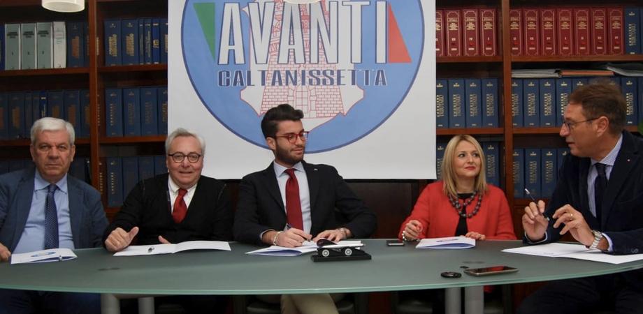 """Nasce Avanti Caltanissetta: """"Un movimento apartitico che ha come obiettivo la politica con la P maiuscola"""""""