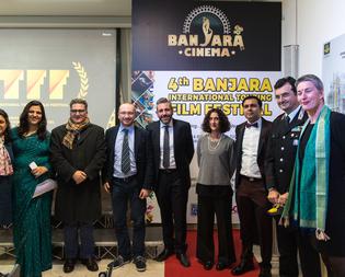 Caltanissetta, buona  la prima per la IV edizione del Banjara Film Festival
