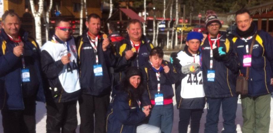 Gela, giochi Special Olympics: atleti gelesi con disabilità portano a casa cinque medaglie d'oro