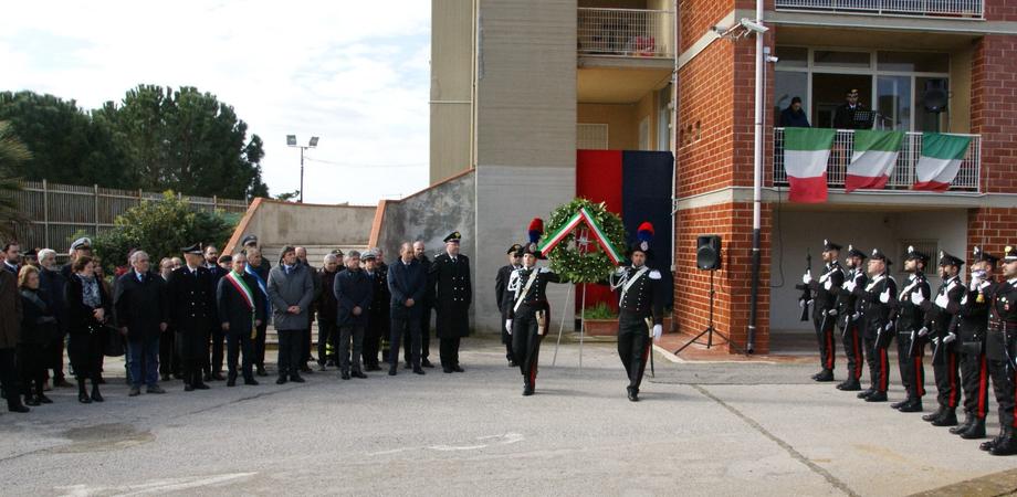 Mazzarino, ricordati gli otto carabinieri che nel 1946 vennero trucidati in contrada Rigiulfo