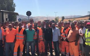 Lavori bloccati sulla Ss 640: la Cmc chiede la cassa integrazione per 174 lavoratori nisseni