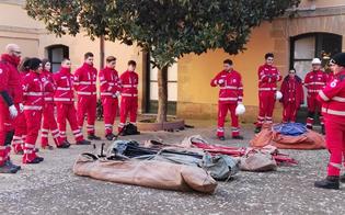 Caltanissetta, concluso dalla Croce Rossa il corso per operatori di emergenza: formati altri 10 volontari