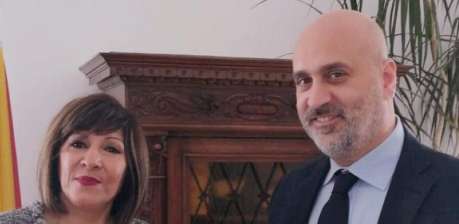 La responsabile provinciale alla Tutela della Salute dell'Ugl incontra il commissario straordinario dell'Asp Alessandro Caltagirone