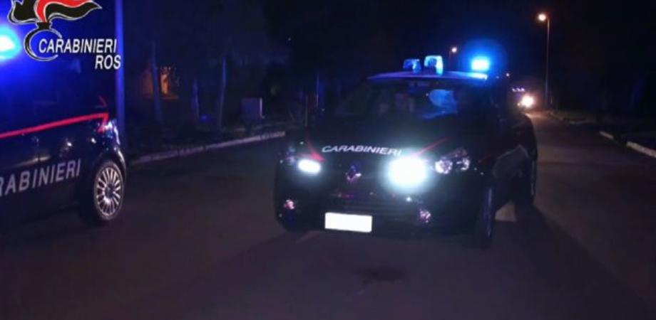 """Operazione """"Gallodoro"""", colpito il mandamento mafioso di Mussomeli: 17 arrestati dai carabinieri"""