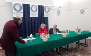 Irene Pivetti a Caltanissetta per presentare Italia Madre:
