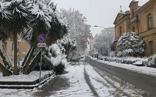 Meteo, arriva il freddo artico: previste nevicate a bassa quota anche in Sicilia