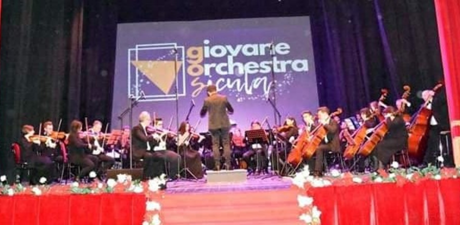 Caltanissetta, concerto di Capodanno: tutto esaurito al Margherita. La Giovane Orchestra Sicula presto tornerà sul palco