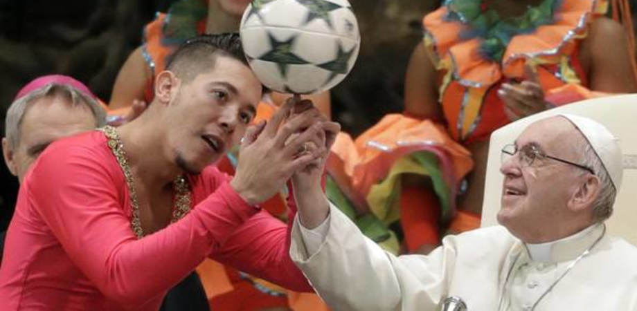 """Il Papa alla prima udienza generale del 2019: """"Meglio vivere da atei che andare in chiesa e poi odiare gli altri"""""""