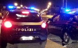 Caltanissetta, rocambolesco inseguimento tra Capodarso e la Ss640: ladri fermati da Polizia Stradale e carabinieri