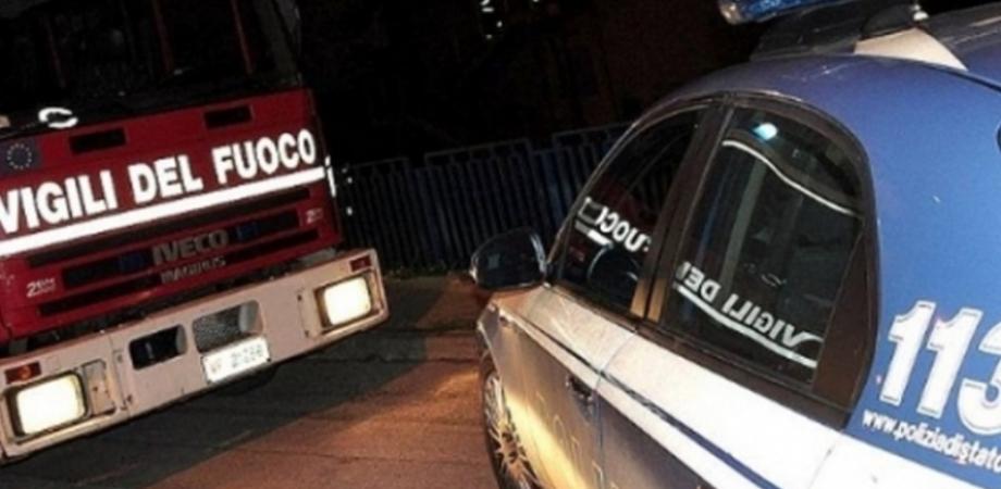 Caltanissetta, a fuoco l'auto di un dirigente del Genio Civile: possibile matrice dolosa