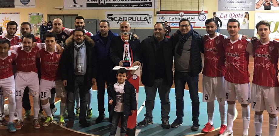 La Pro Nissa piega il malcapitato Sporting Alcamo: vittoria netta per 6 a 0