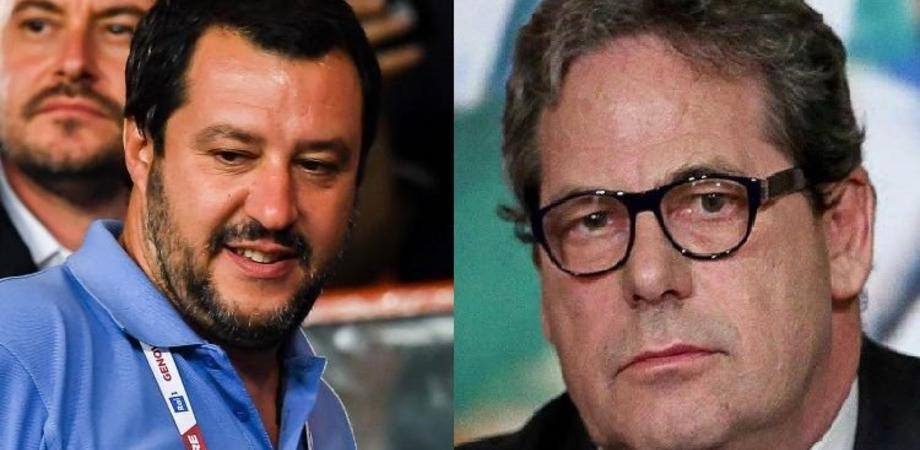"""Caso Sea Watch, Miccichè attacca Salvini: """"E' peggio di Hitler"""". Pagano replica: """"Non sei serio"""""""